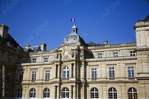 French Senate Photo by Nino Pavisic