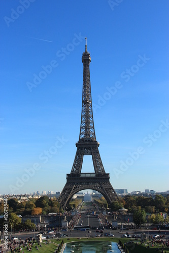 Tour Eiffel Paris Poster