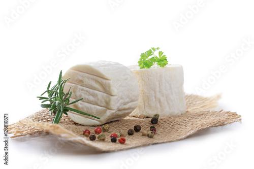 fromage de chèvre Poster