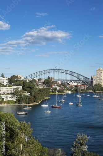 Póster Sydney city