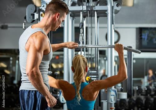Gym workout © Kurhan