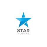 Fototapety Star logo design vector