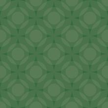 Grön färgcirkeln bakgrund, Vector av EPS10