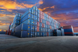Industrial Container yard  for Logistic Import Export business - 126912643