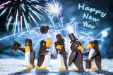 Happy New Year, Penguins