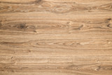 Wood Texture Background, Brown Grained Wooden Pattern Oak Timber
