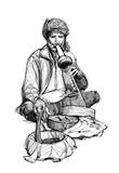 Indian snake charmer - 127035695