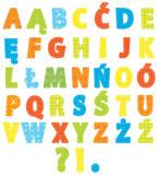 Alfabet polski - 127161846