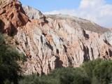 Wild landscape in Sierra Nevada