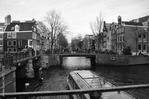 Plagát, Obraz Amsterdam Netherlands