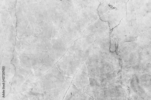 White Luxury Marble Surface, detailed structure of marble black and white for design - 127287433