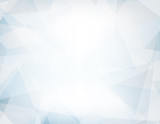 Light blue and grey horizontal background textured by chaotic tr - 127289497