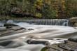 Autumn Silky Waterfall