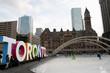 Nathan Phillips Square - Toronto - Canada