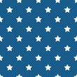 Materiał do szycia Seamless stars with diagonal lines pattern