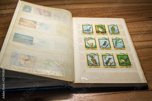 Poster stamp collecting 13