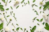 Botanical floral background - 127475083
