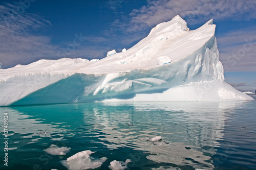 Foto op Plexiglas Antarctica 2 Antarctic Ice bergs