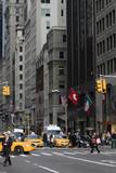 Fith Avenue. Manhattan. New York.  © lemélangedesgenres