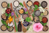 Flower and Herb Selection