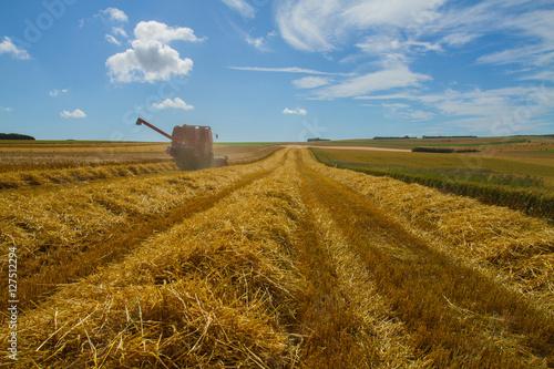 Poster agriculture dans le Pas de Calais