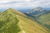 Velky Rozsutec in the  Mala Fatra mountains, Slovakia