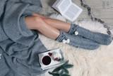tea and legs