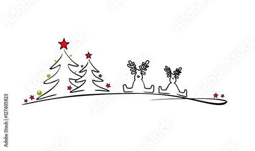 gamesageddon weihnachtsbaum mit sternen und geschenken modern lizenzfreie fotos vektoren. Black Bedroom Furniture Sets. Home Design Ideas