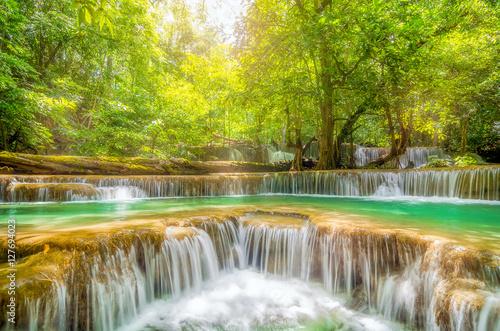 Wodospad Huai Mae Kamin
