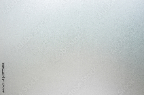Frosted glass texture as background