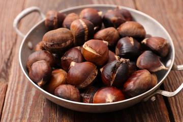 fried chestnut