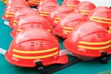 casco dei pompieri