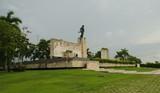 Mausoleum and monument of revolutionary Che Guevara in Santa Clara.