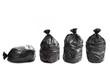 Quattro borse della spazzatura  - 127757243