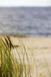 Leinwanddruck Bild - Strand Knock in Emden an der Ems