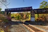 Jersey City Train Tracks - 127769818
