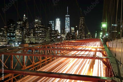 Manhattan la nuit Poster
