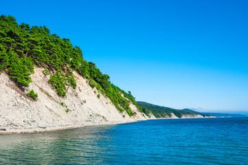 Fototapeta wybrzeże morza