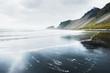 Coast of Atlantic ocean, Iceland