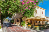 Plaka neighbourhood, Athens, Greece - 127922250