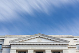Dirksen Senate office building facade Washington DC