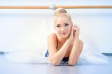 pretty classical dancer