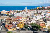 Garachico town on the coast of Tenerife