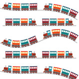 travel by train concept icon vector illustration design