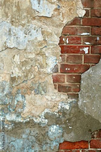 Grange wall. Old texture background © igor_shmel