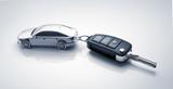 Auto-Schlüsselanhänger 1 - 128098485