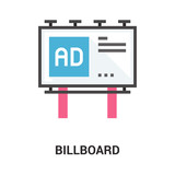 billboard icon concept