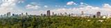 Fototapeta Panoramic View of Mexico City