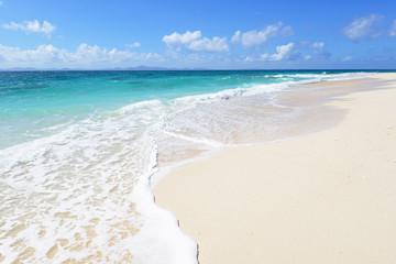 Fototapeta piaszczysta plaża