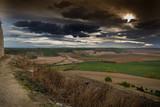 Campos de Castilla en otoño